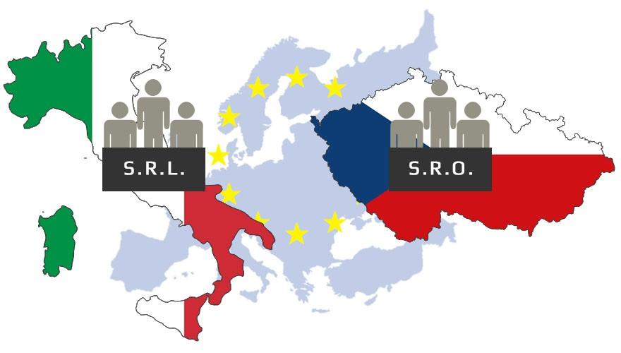 Società S.R.O. in Repubblica Ceca