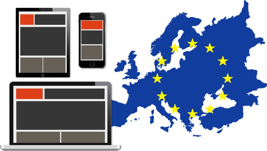 Creazione Siti Web Europei